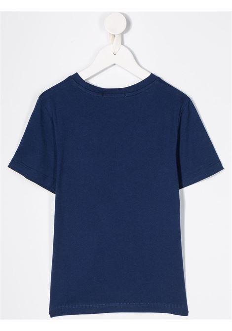 T-shirt blu CALVIN KLEIN | T-SHIRT | IU0IU00068C5G