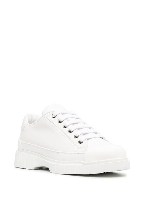 White shoes CAR SHOE |  | KDE63O3LC5F0009