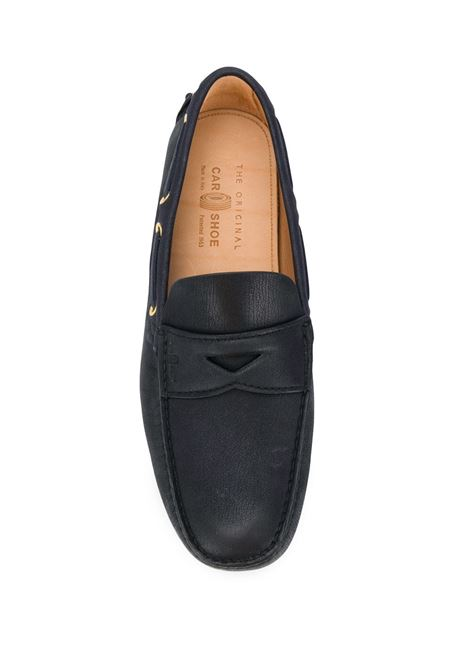 Blue loafers CAR SHOE |  | KUD6153AI0F0008