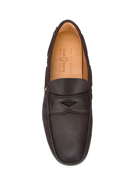 Brown loafers CAR SHOE |  | KUD6153AI0F0192