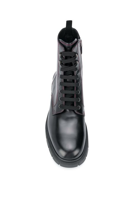 Black boots CAR SHOE |  | KUU05AB4LF0002