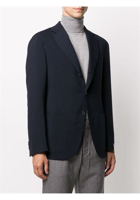 Blue navy jacket CARUSO |  | 501794ASM2JM304H1394870110