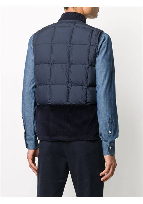 Blue gilet CARUSO | PADDED GILET | 504977MO15M361496840120