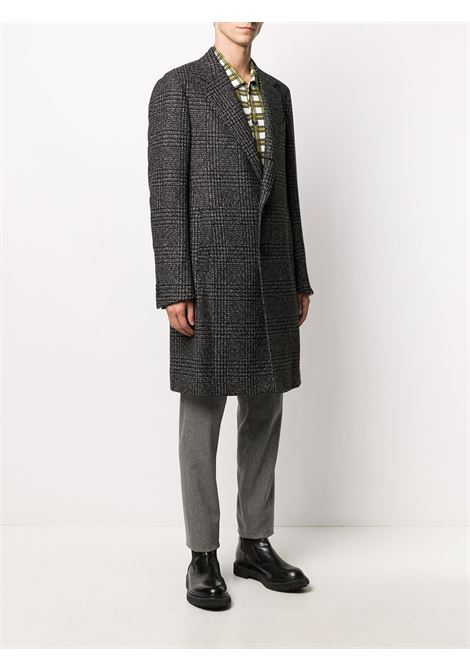 Black/grey coat CARUSO |  | 505244ASM530F1493480950