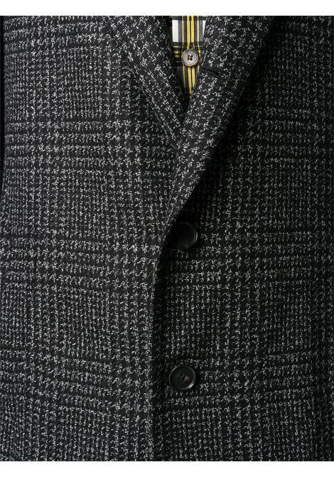 Black/grey coat CARUSO |  | 505244ASM530F1493480950