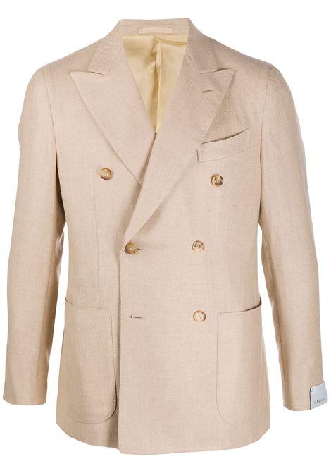 Beige jacket CARUSO |  | GG0011ASM2JD614H1512900560