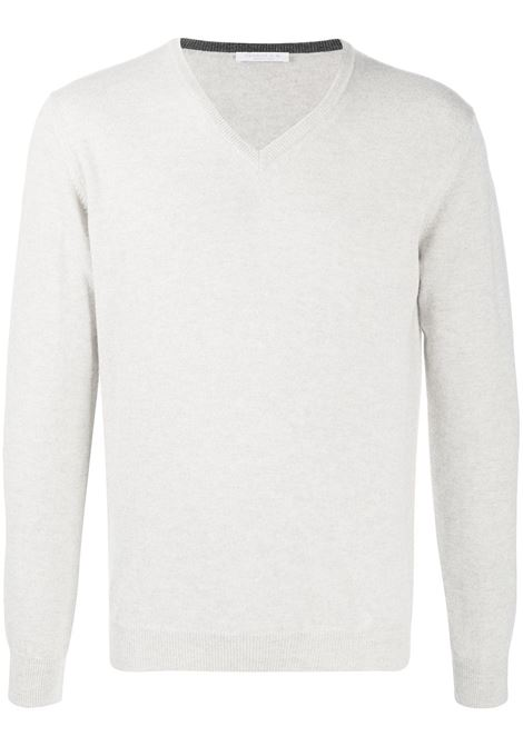 Grey jumper CENERE MAGLIE | JERSEYS | FU1018277