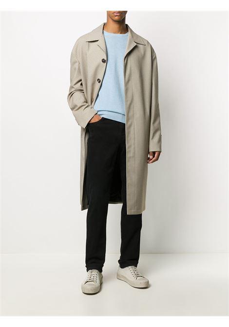 Powder blue sweater CENERE MAGLIE | JERSEYS | FU200TU714964