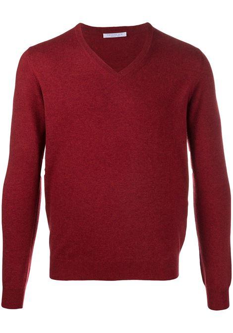 Red jumper CENERE MAGLIE |  | FU201TU714991