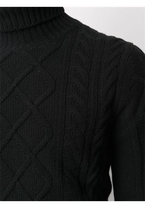 Black jumper CENERE MAGLIE |  | FU20512714507