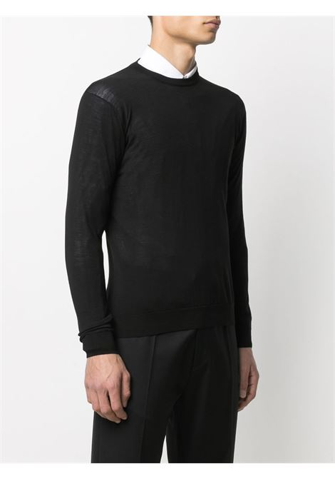 Black jumper CENERE MAGLIE |  | FU571008010