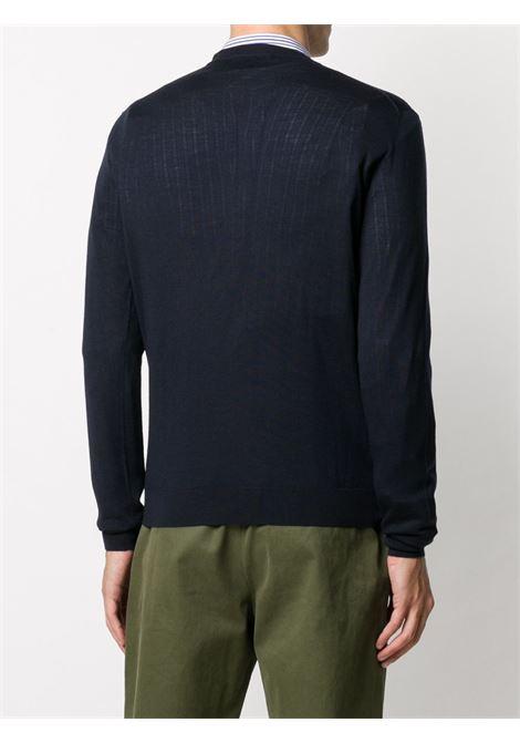Blue jumper CENERE MAGLIE |  | FU571009905
