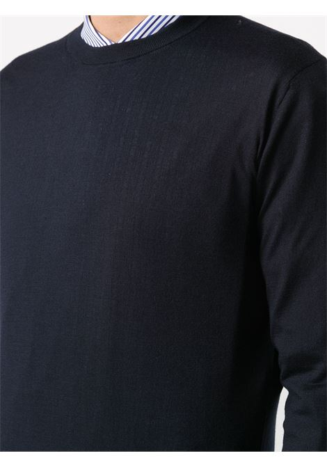 Maglione blu CENERE MAGLIE | MAGLIE | FU571009905