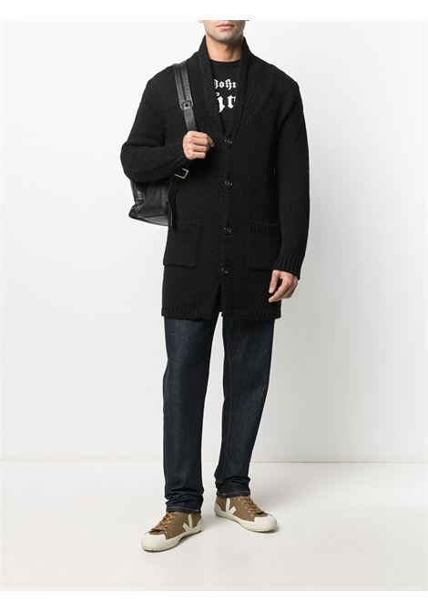 Black cardigan CENERE MAGLIERIA |  | 320G6050000016