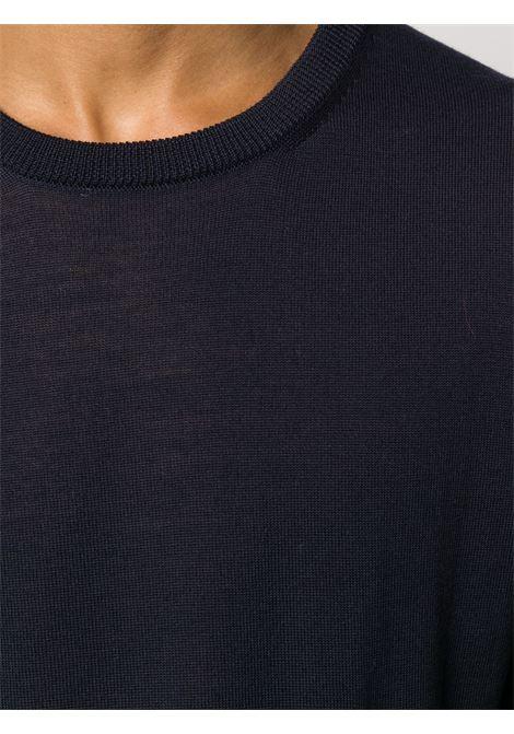 Maglione blu CENERE MAGLIERIA | MAGLIE | 320M0001000015