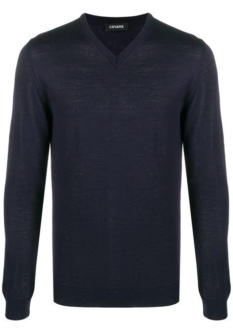 Dark blue jumper CENERE MAGLIERIA |  | 320M0002000015