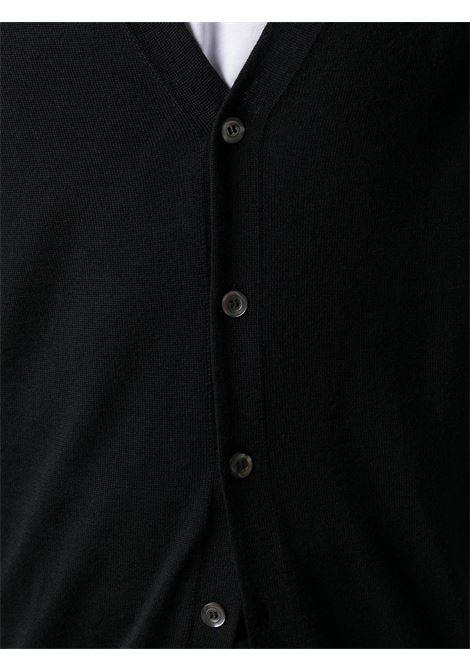 Black cardigan CENERE MAGLIERIA |  | 320M0003000016