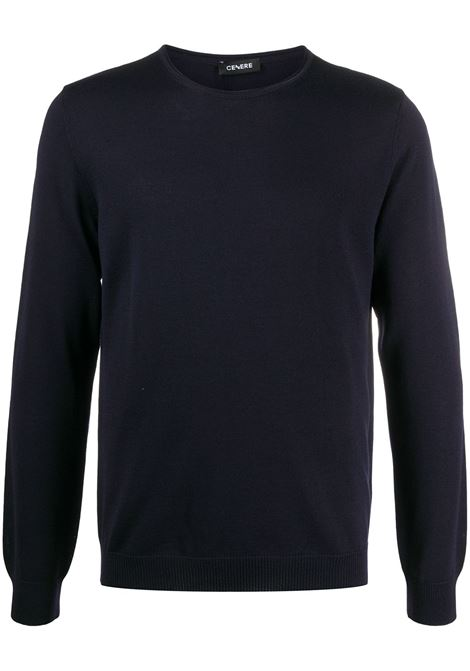 Blue jumper CENERE MAGLIERIA |  | 320M2101000015