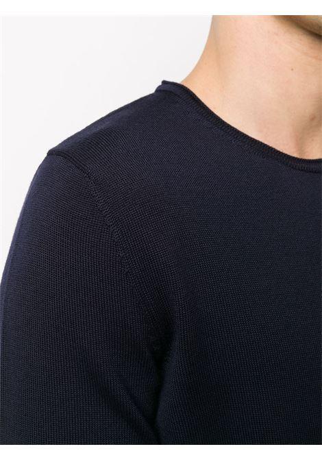 Maglione blu CENERE MAGLIERIA | MAGLIE | 320M2101000015