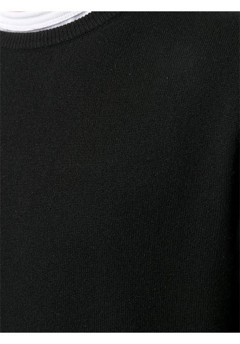 Maglia nera CENERE MAGLIERIA | MAGLIE | 320S0001000016