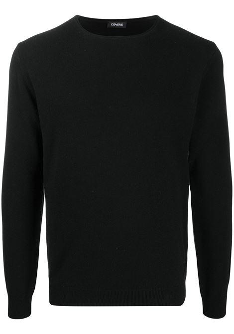 Black jumper CENERE MAGLIERIA |  | 320S0101000016