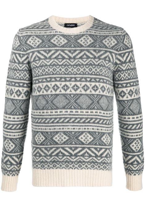 Grey sweater CENERE MAGLIERIA |  | 320W5301000072