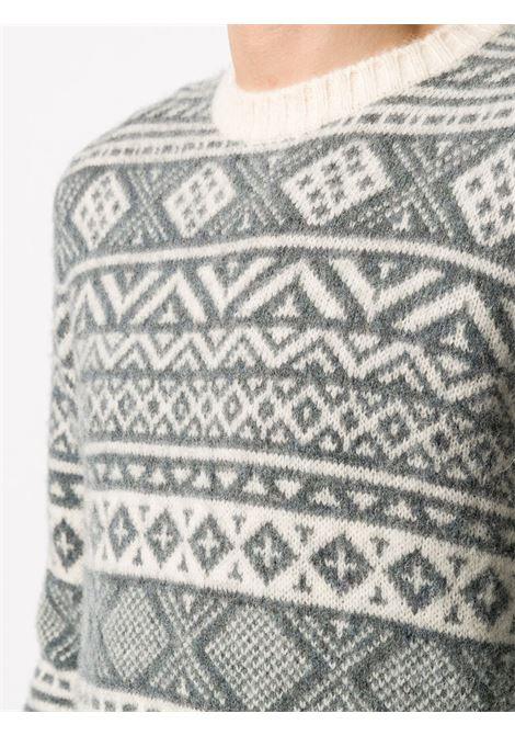 Maglione grigio CENERE MAGLIERIA | MAGLIE | 320W5301000072