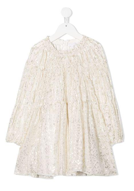 White dress CHLOE | DRESS | C12801593
