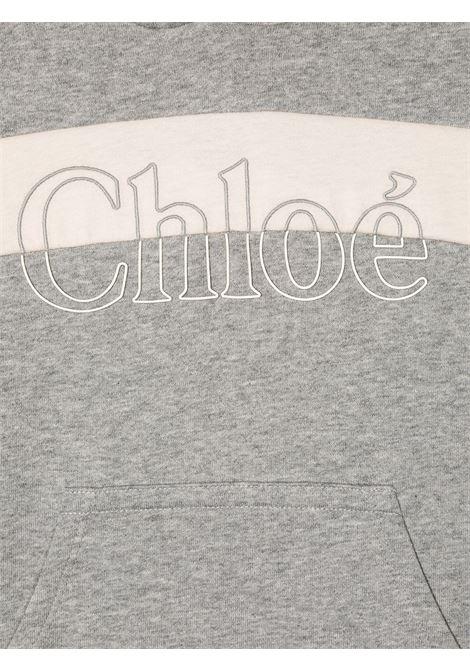 Felpa grigia CHLOE | ABITI | C12805A38