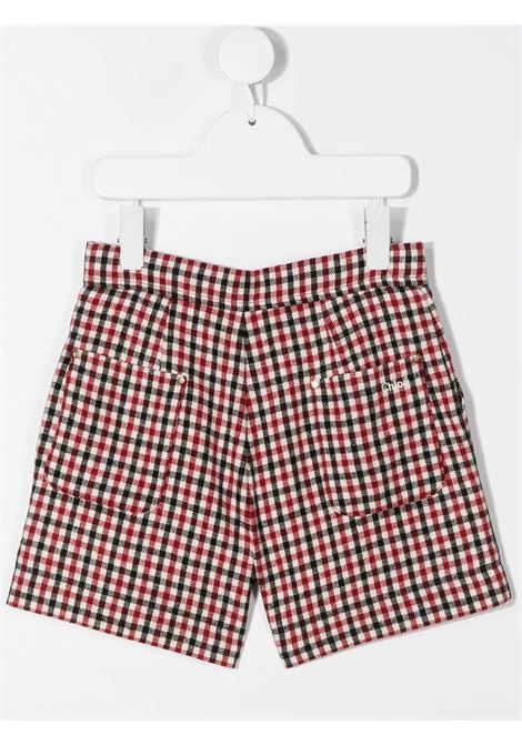 Pantaloncini a quadretti CHLOE | SHORTS | C14631968