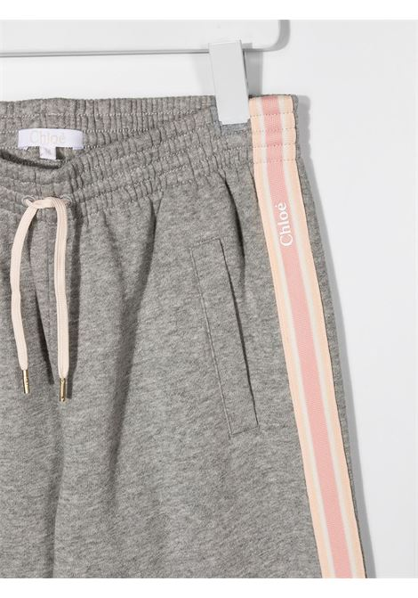 Grey trousers CHLOE | TROUSERS | C14633TA38