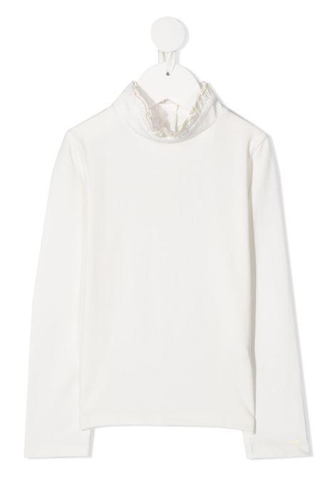 White t-shirt CHLOE | JERSEYS | C15B36117