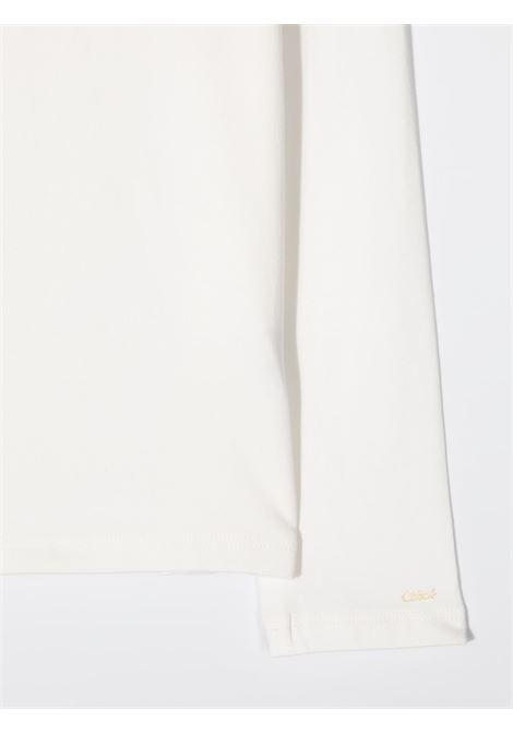 Maglia bianca CHLOE | MAGLIE | C15B36117