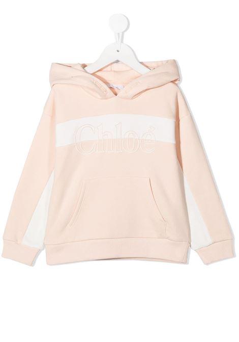 Pink sweatshirt CHLOE | SWEATSHIRTS | C15B4545F