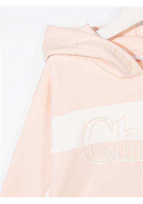 Felpa rosa CHLOE | FELPE | C15B4545F