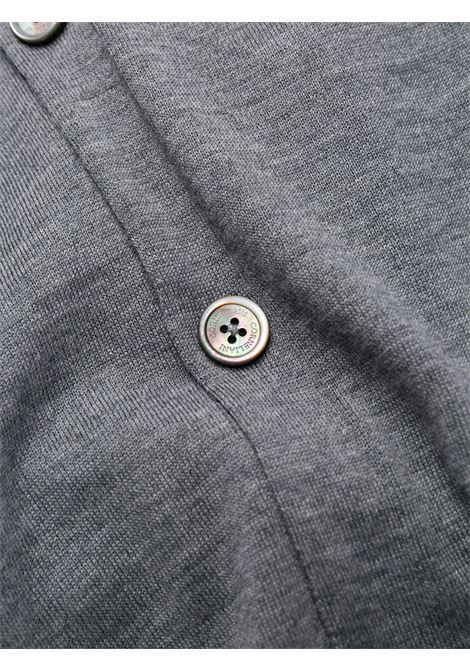 Cardigan grigio CORNELIANI | CARDIGAN | 00M5270025126023