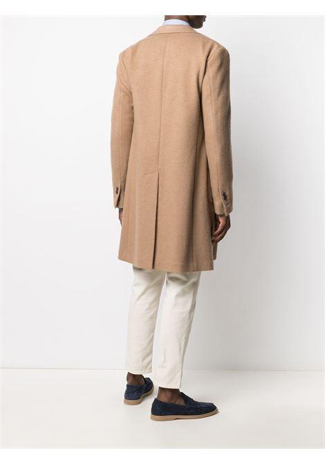 Cappotto marrone CORNELIANI | CAPPOTTI | 8612140812800035