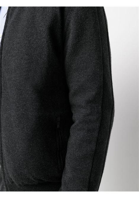 Giubbino grigio scuro CORNELIANI | GIUBBINI | 86LM540820186013