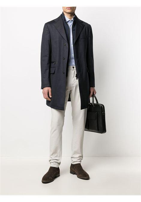Camicia blu CORNELIANI | CAMICIE | 86P1780811473081