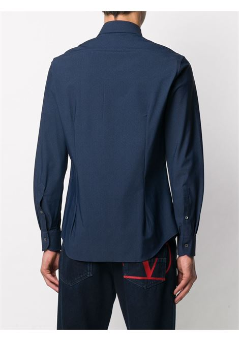 Camicia blu CORNELIANI | CAMICIE | 86P1780811479001