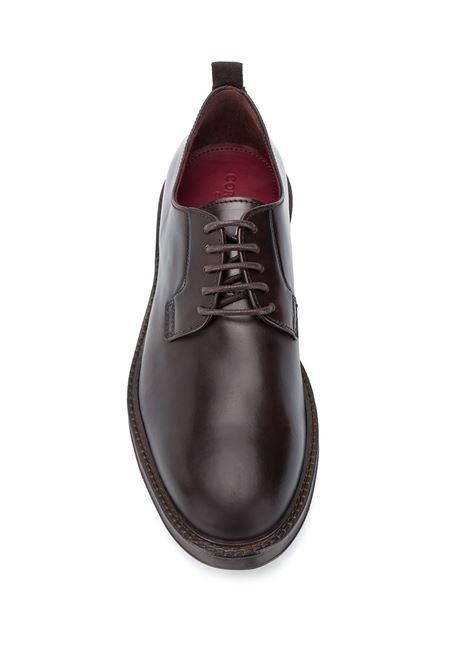 Scarpa marrone CORNELIANI | STRINGATE | 86TM140820940020