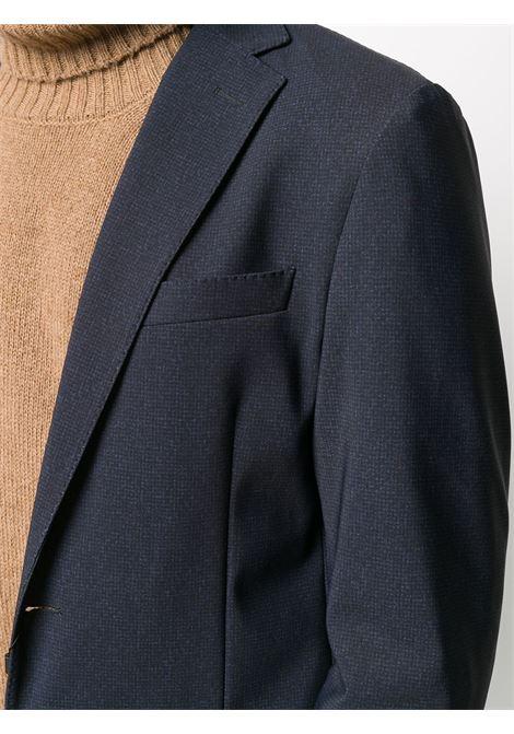 Giacca blu scuro CORNELIANI | GIACCHE | 86X2130817552001