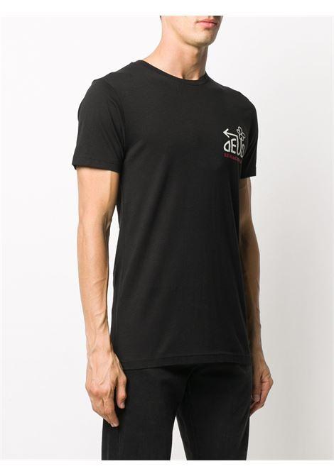 T-shirt nera DEUS | T-SHIRT | 202DMA201565ABLK