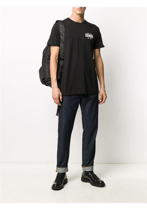 T-shirt nera DEUS | T-SHIRT | 202DMW201686BBLK