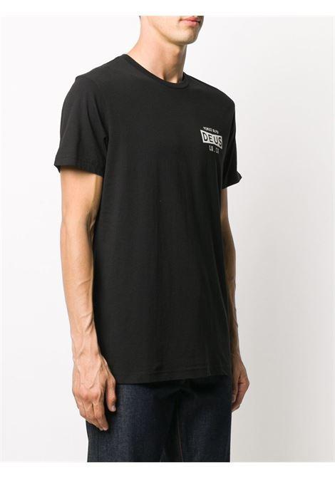 Black t-shirt DEUS |  | 202DMW201686BBLK