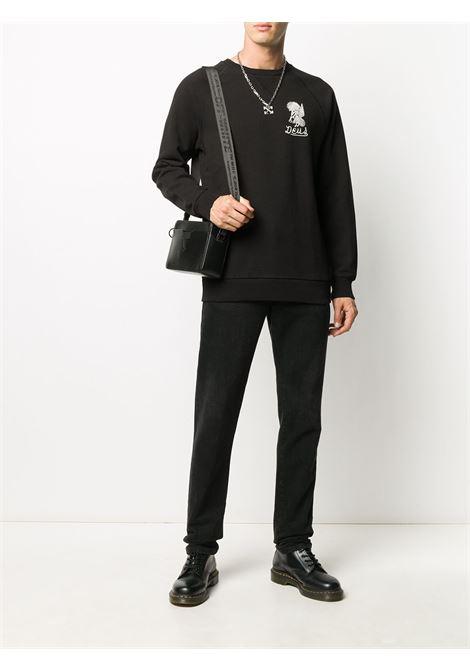 Black sweatshirt DEUS |  | 202EDMW208690BLK