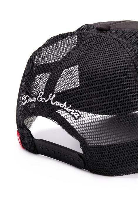 Black cap DEUS | HATS | DMF97357BLK
