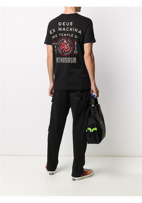 Black t-shirt DEUS |  | DMP201379CBLK
