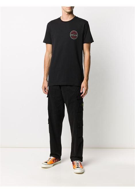 T-shirt nera DEUS | T-SHIRT | DMP201379CBLK