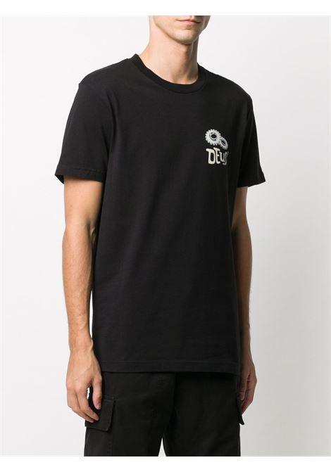 Black t-shirt DEUS |  | DMP201424BBLK